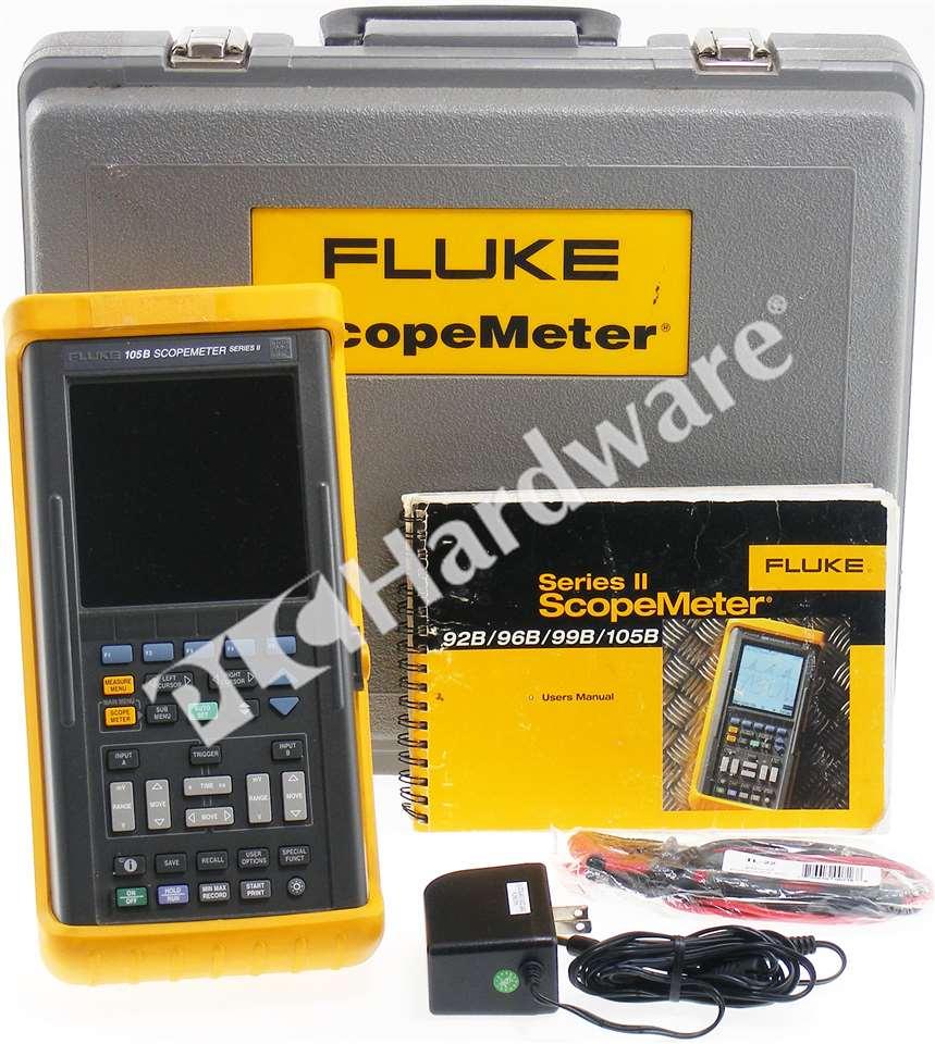 fluke 52 series 1 manual