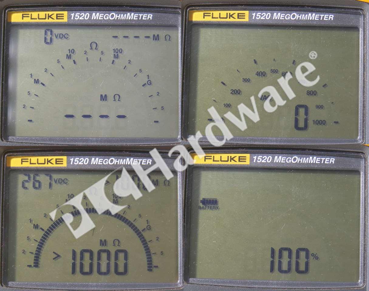 fluke megger 1520 manual