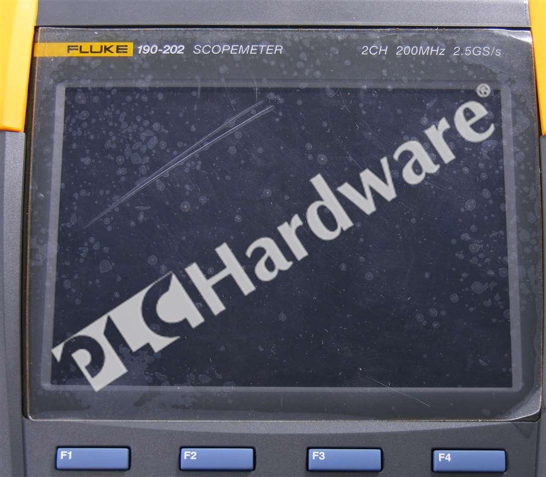 fluke 190 202 scopemeter manual