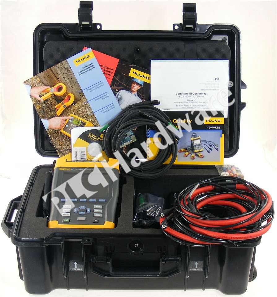 fluke 434 power quality analyzer manual