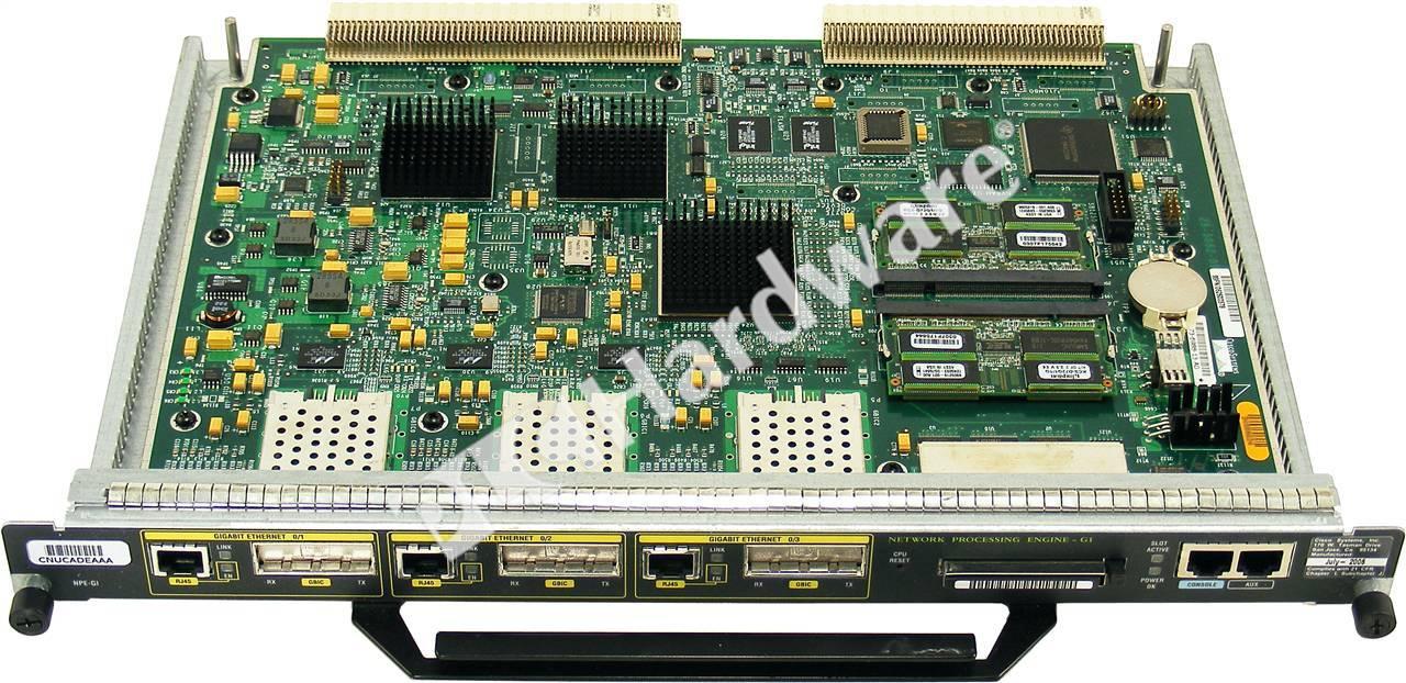 Cisco 7206VXR 6 Slot Modular Router Chassis, CISCO7206VXR