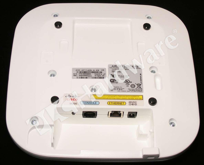 Air-lap1142n-e-k9 setup