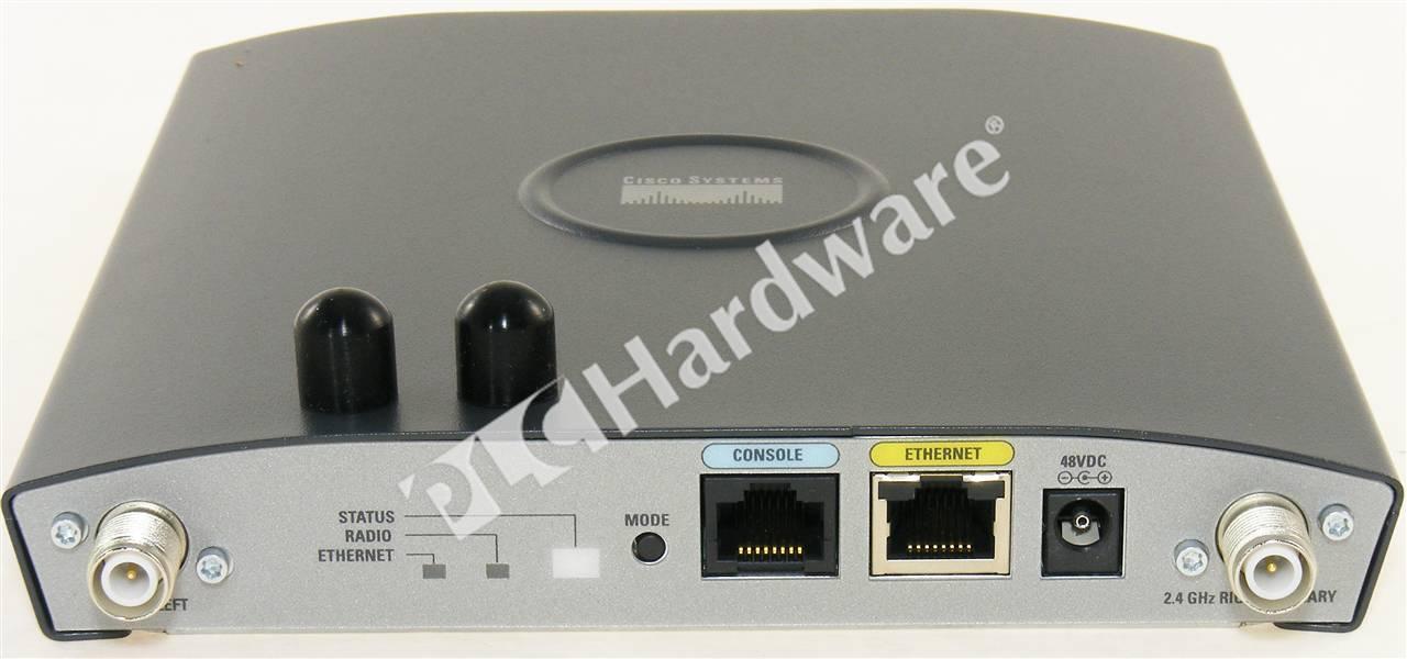 Cisco air lap1242ag a k9 Manual