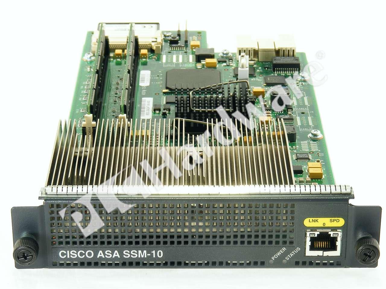 SSM: Cisco ASA-SSM-CSC-10-K9 ASA 5500 CSC-SSM-10 Content