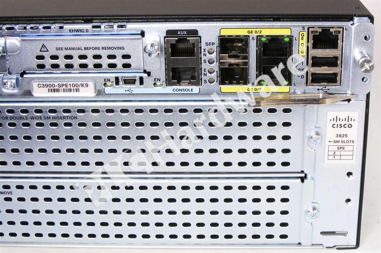 enable cisco 3925 vpn