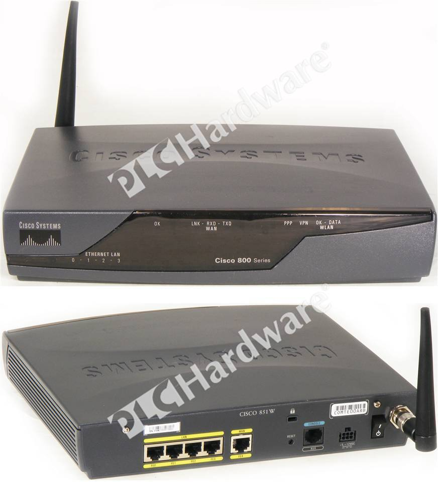 Plc Hardware Cisco 851w G A K9 Dual Ethernet Security Router 80211 Switch 3560g And Do Routing Lan Switching Cisco851w