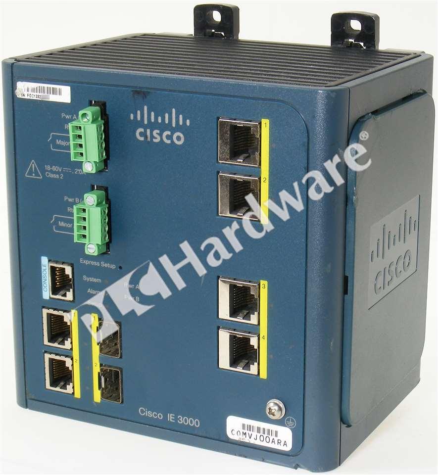 Cisco ie 3000 vpn