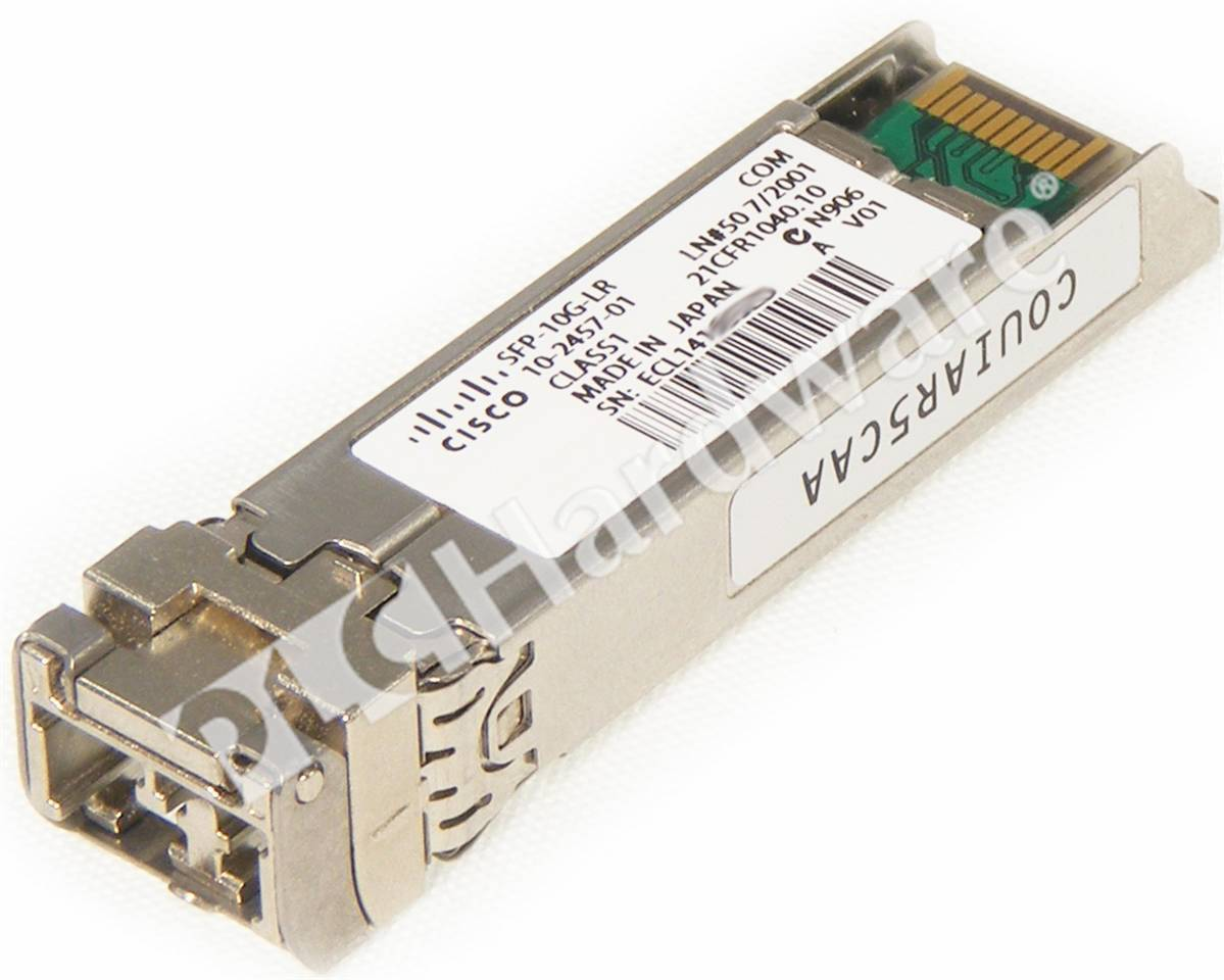 Plc Hardware Cisco Sfp 10g Lr Used In A Plch Packaging