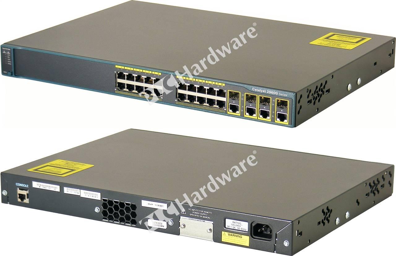 Cisco Ws c2960g 24tc l Manual Cisco Catalyst 2960G 24TC L WS