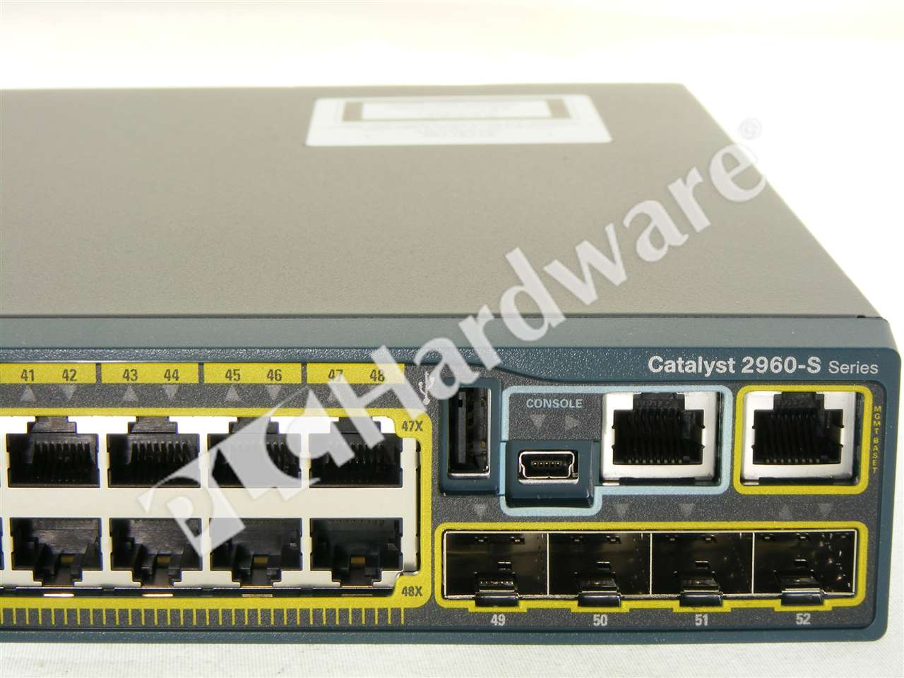 Plc Hardware Cisco Ws C2960s 48ts L Used In A Plch
