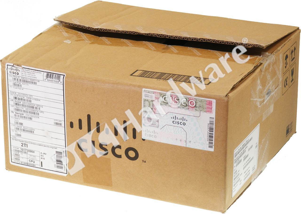 WS-C3560CX-12PD-S