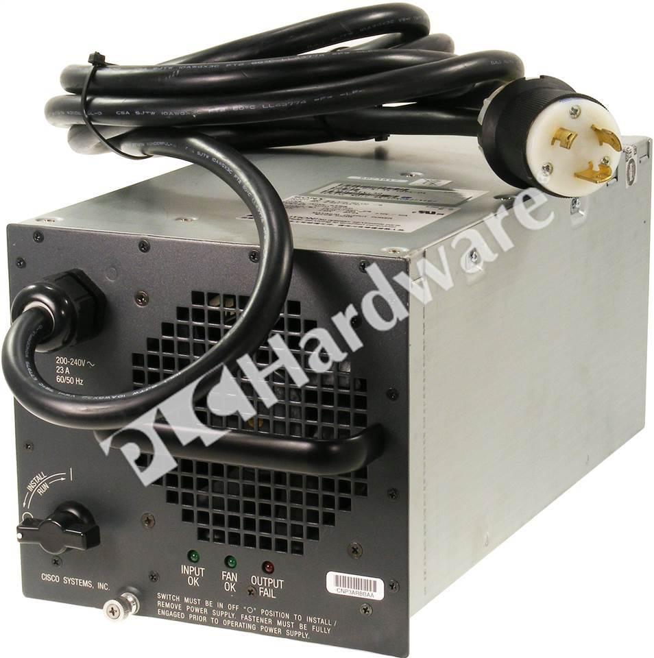 Cisco WS-CAC-4000W CAT6500 AC 4000W Power Supply