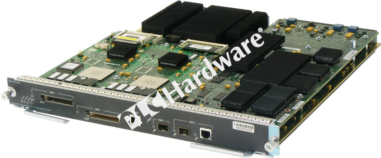 PLC Hardware Cisco WS SUP720 3BXL Supervisor Engine 720 Fabric