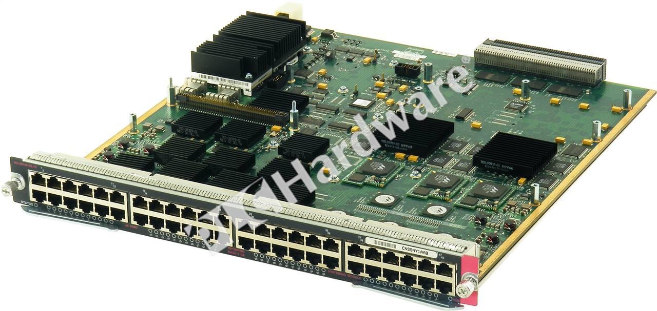 Cisco WS-X6148-GE-TX Gigabit Switch Module