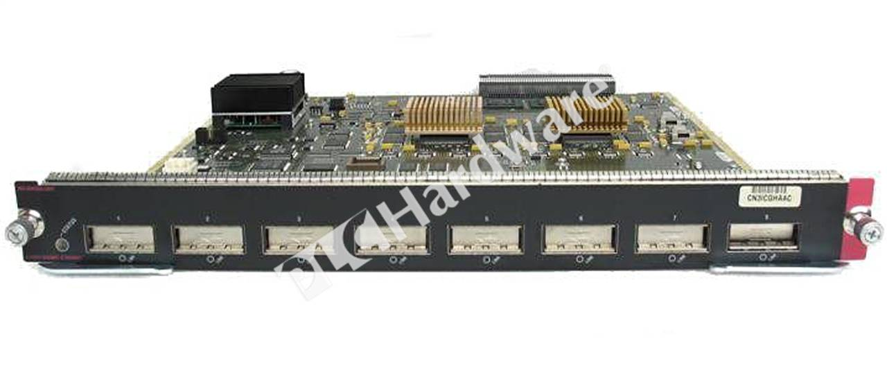 PLC Hardware - Cisco WS-X6408A-GBIC=, Used in a PLCH Packaging