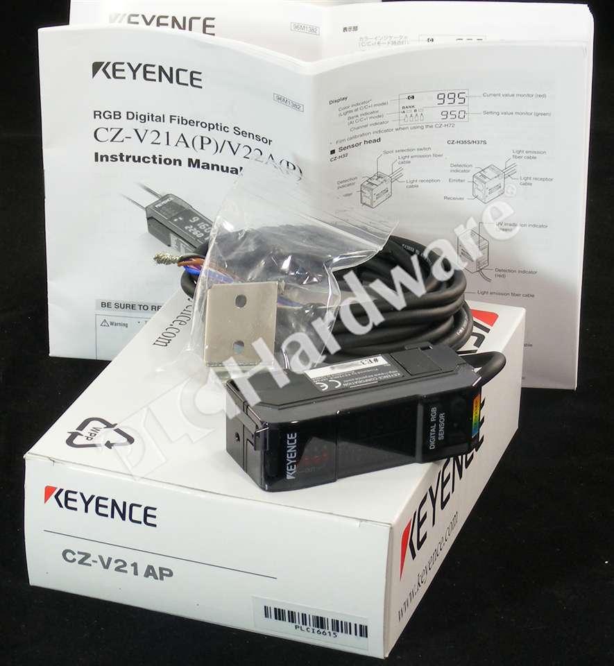 Keyence cz-v21ap