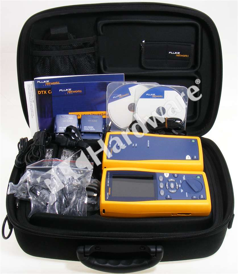 DTX Cable Analyzer - Network Cable Certification Tester