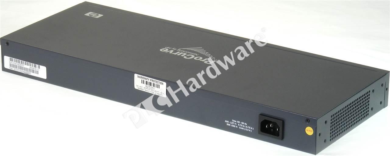 hp procurve 1800 24g manual