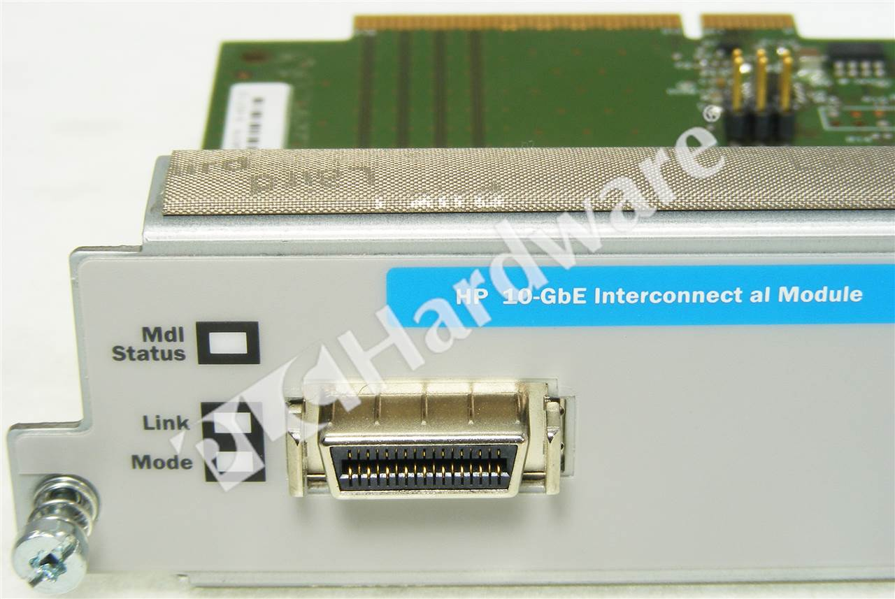 Plc Hardware Hp Networking J9165a Used In A Plch Packaging