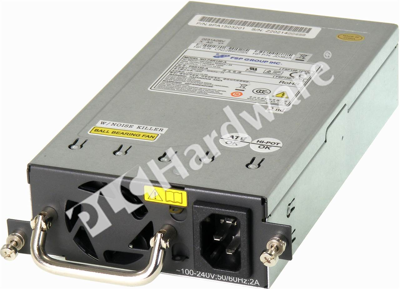 HP JD362A A5500 150WAC Power Supply 0231A66A