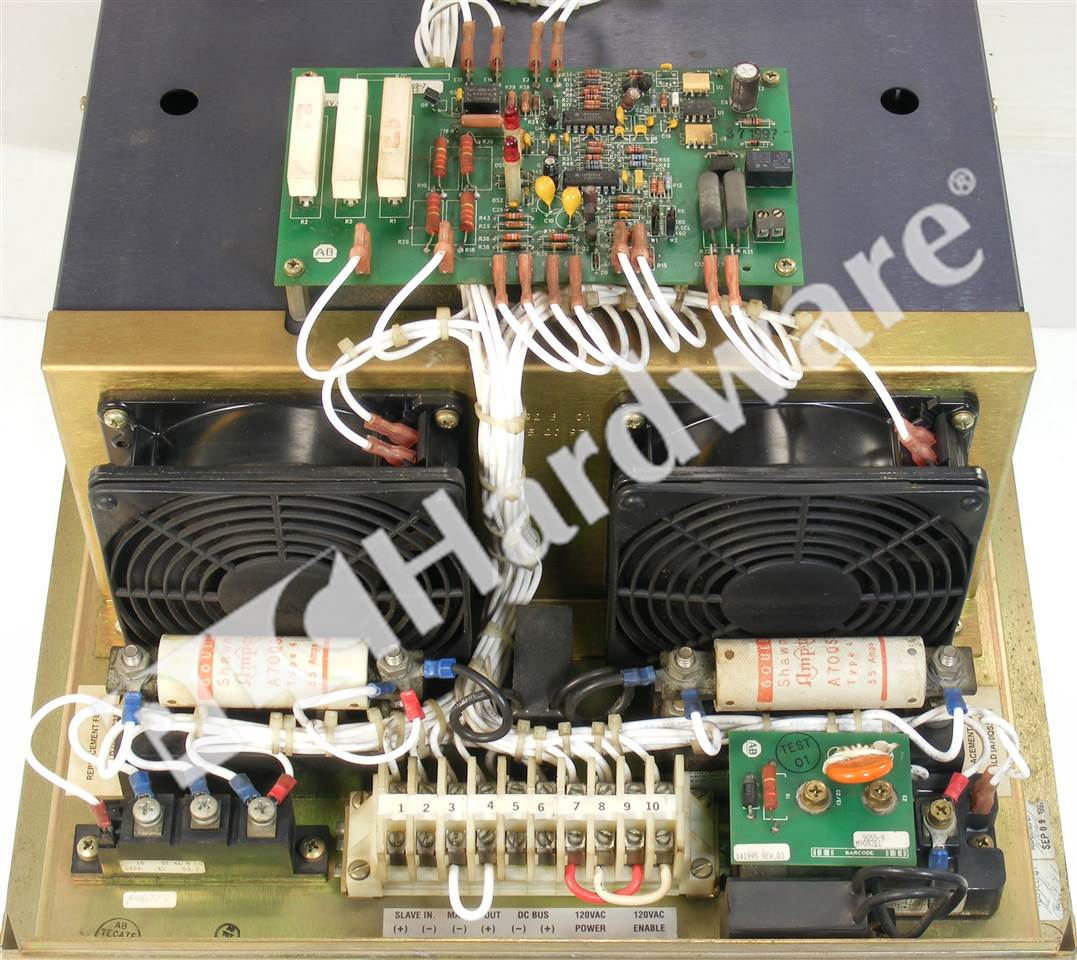 Hp 24 A010 Plc Hardware Allen Bradley 1336 Mod Kb050 Series D New