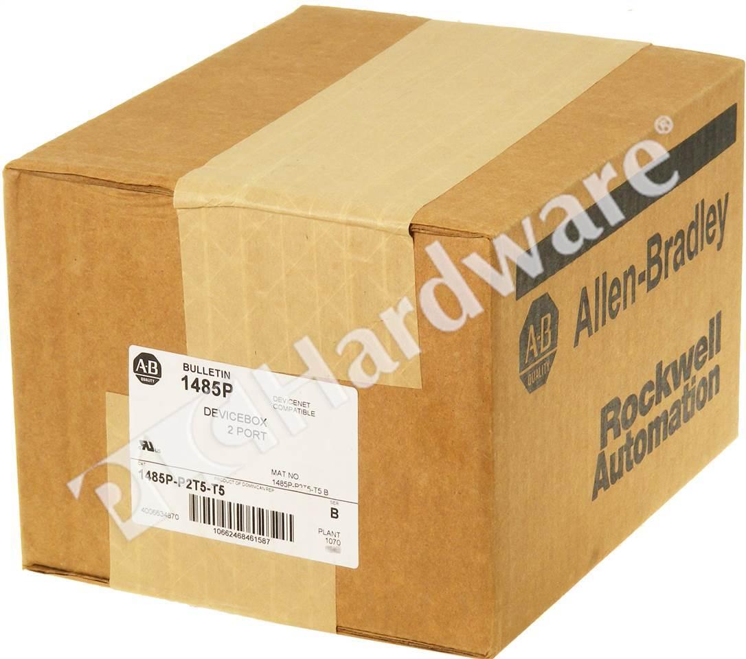 Plc Hardware Allen Bradley 1485p P2t5 T5 Series B New