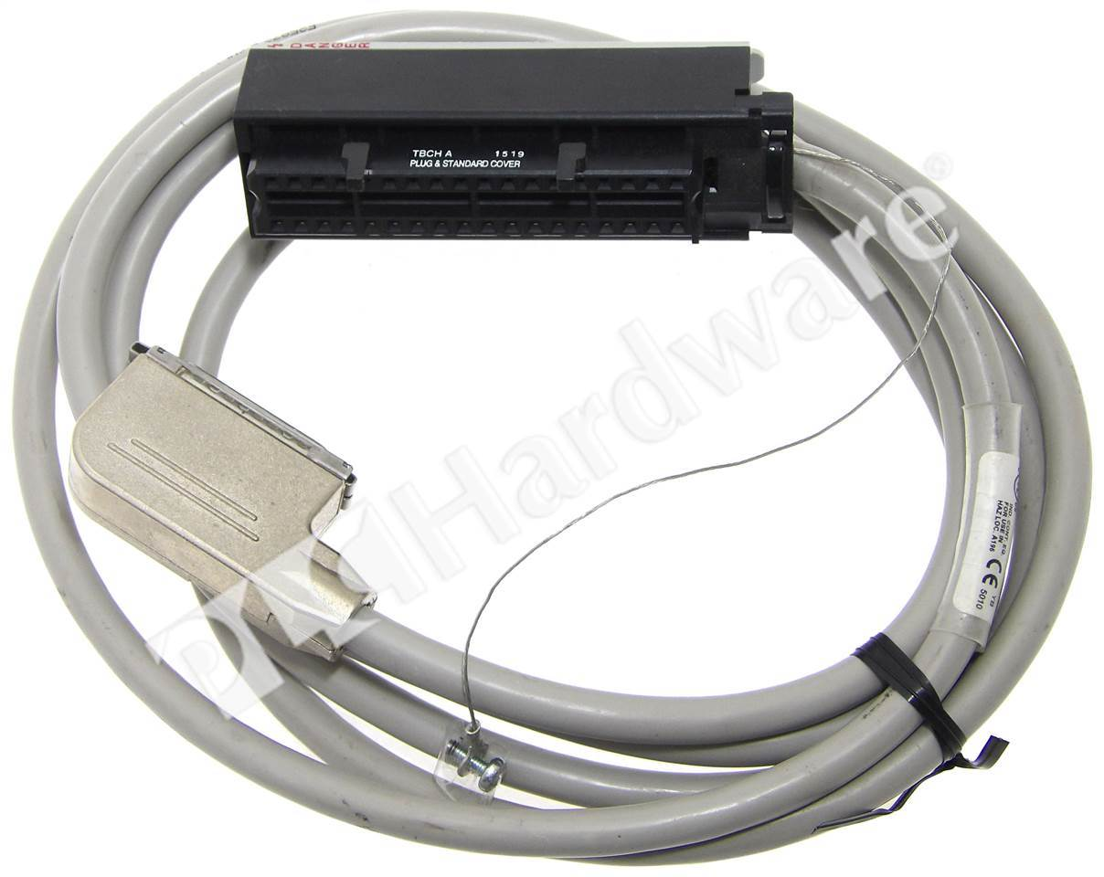 PLC Hardware: Allen Bradley 1492-ACABLE025UB Pre-wired Cable, 2.5m ...