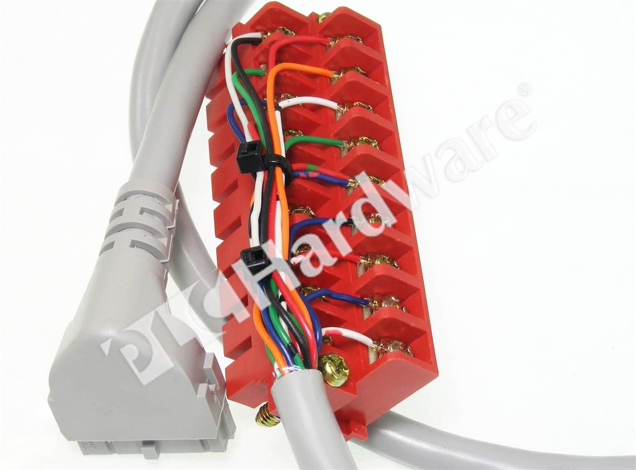 Plc Hardware Allen Bradley 1492 Cable010c Series C New
