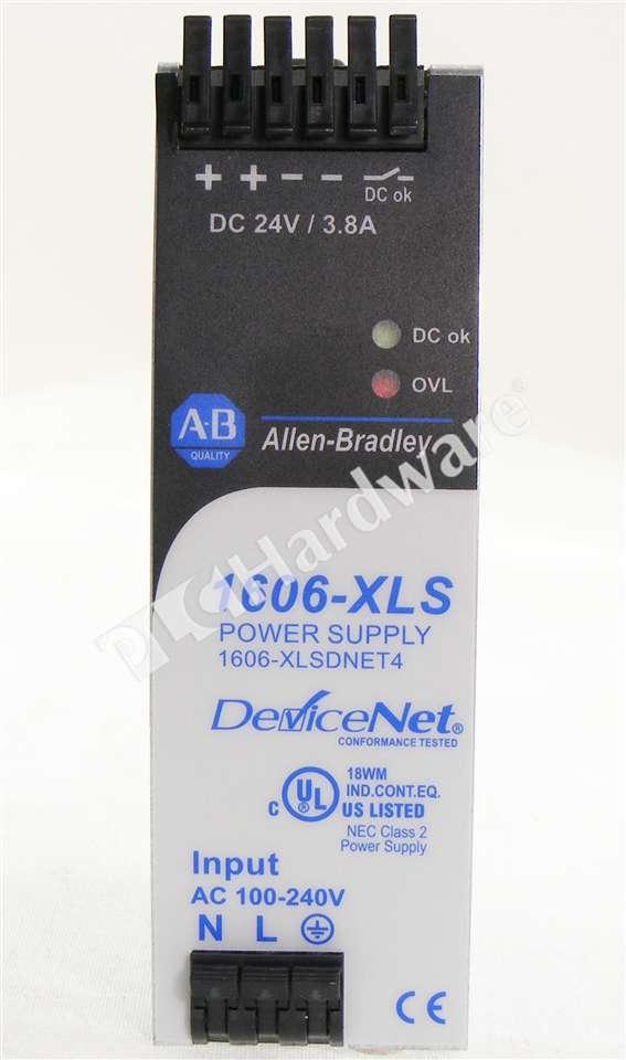 Plc Hardware Allen Bradley 1606 Xlsdnet4 Series A New