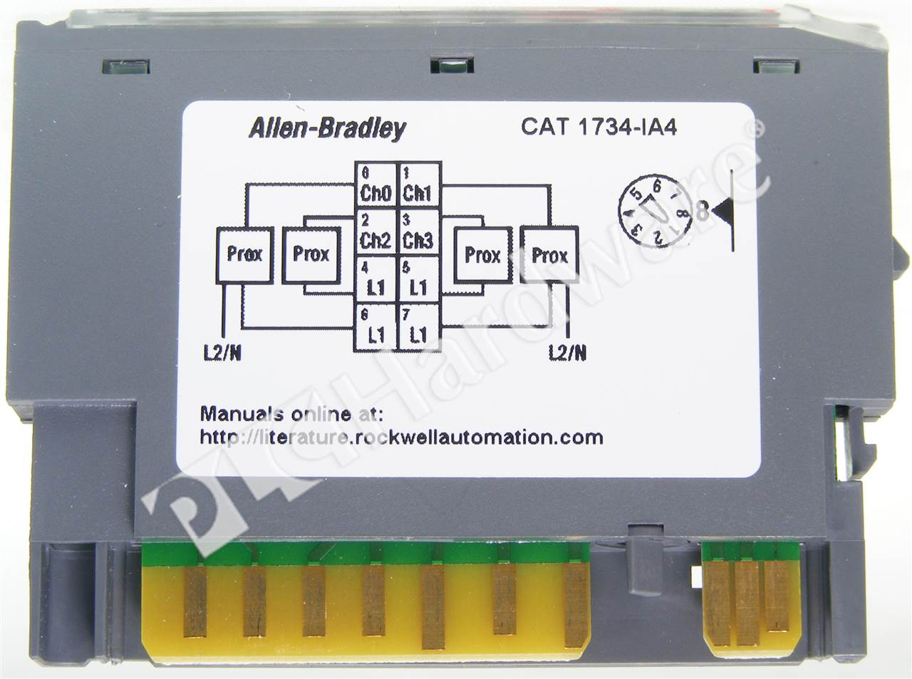 RA 1734 IA4 C UPP 2_b plc hardware allen bradley 1734 ia4 point i o 120v ac 4 channel 1734 fpd wiring diagram at crackthecode.co