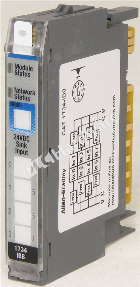 RA 1734 IB8 D UPP 2_b plc hardware allen bradley 1734 ib8 series d, used in a plch 1734 ib8 wiring diagram at readyjetset.co