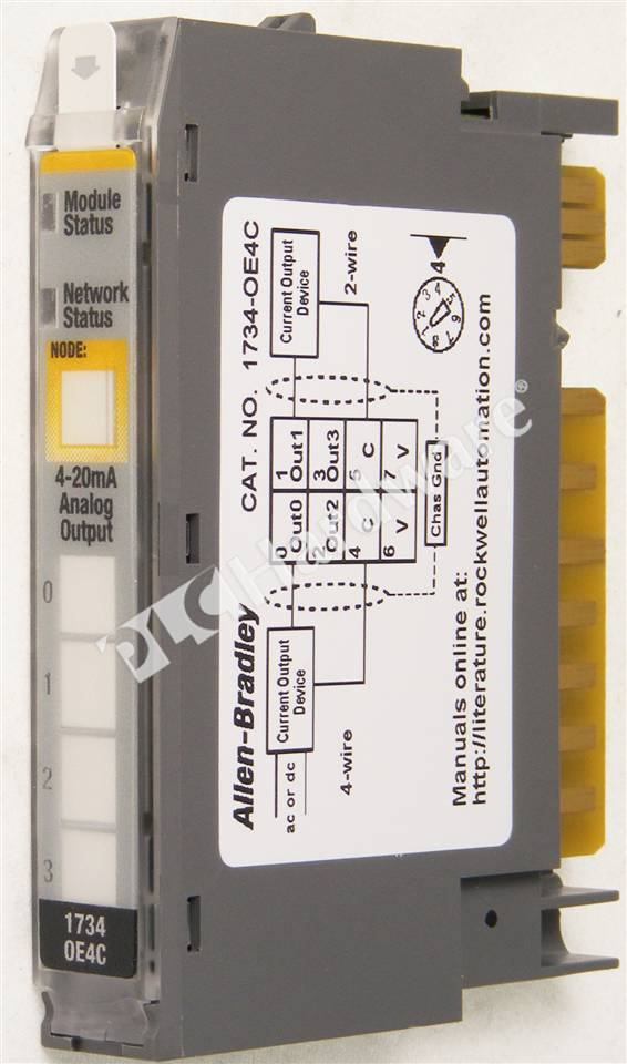 RA 1734 OE4C C NSO 3_b plc hardware allen bradley 1734 oe4c 24v dc 4 channel analog 1734 ob8 wiring diagram at gsmx.co