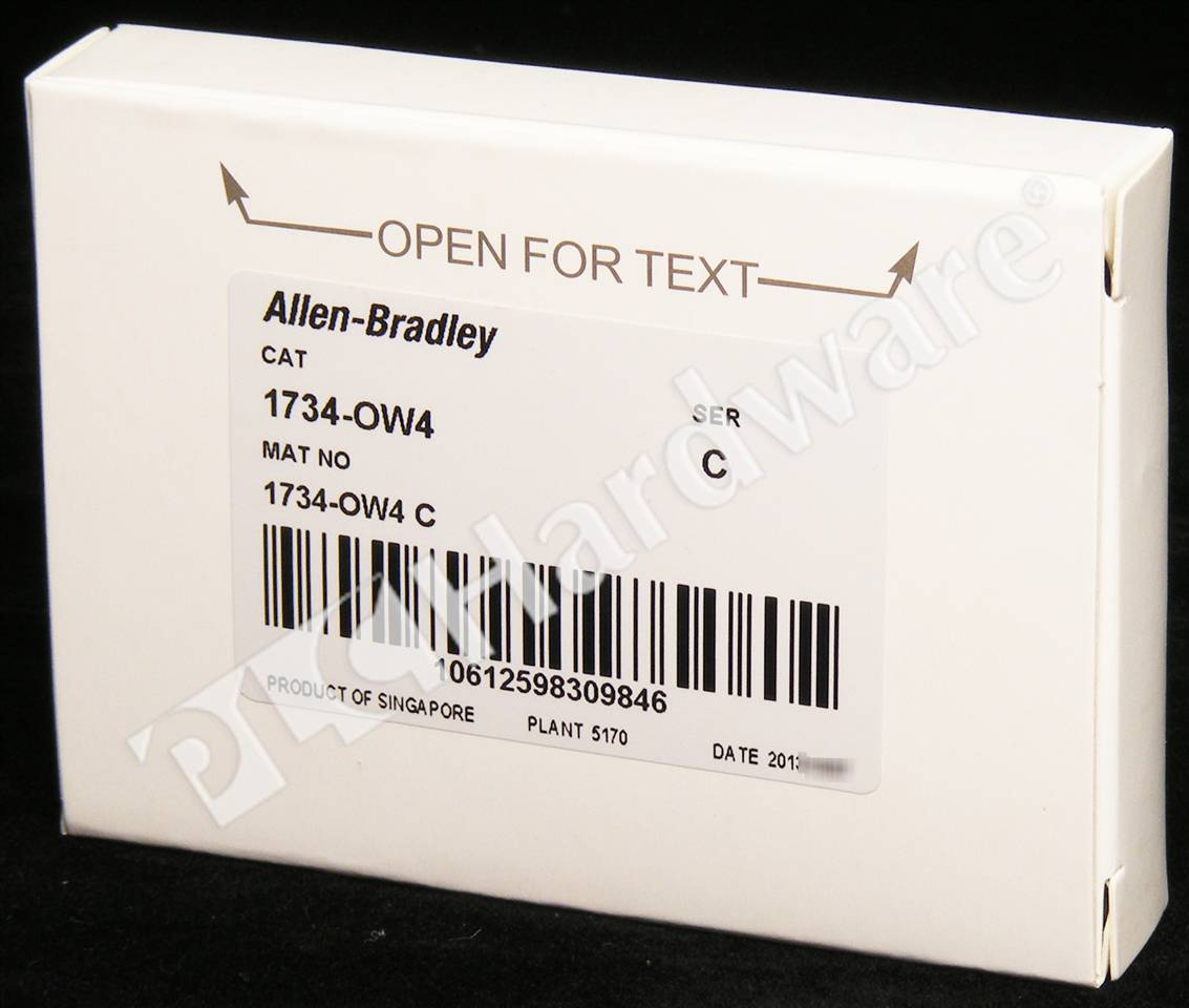 RA 1734 OW4 C NFO 2_b plc hardware allen bradley 1734 ow4 series c, new factory open 1734 fpd wiring diagram at crackthecode.co
