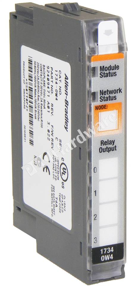 RA 1734 OW4 C UPP_b plc hardware allen bradley 1734 ow4 series c, used in a plch 1734 ow4 wiring diagram at gsmx.co