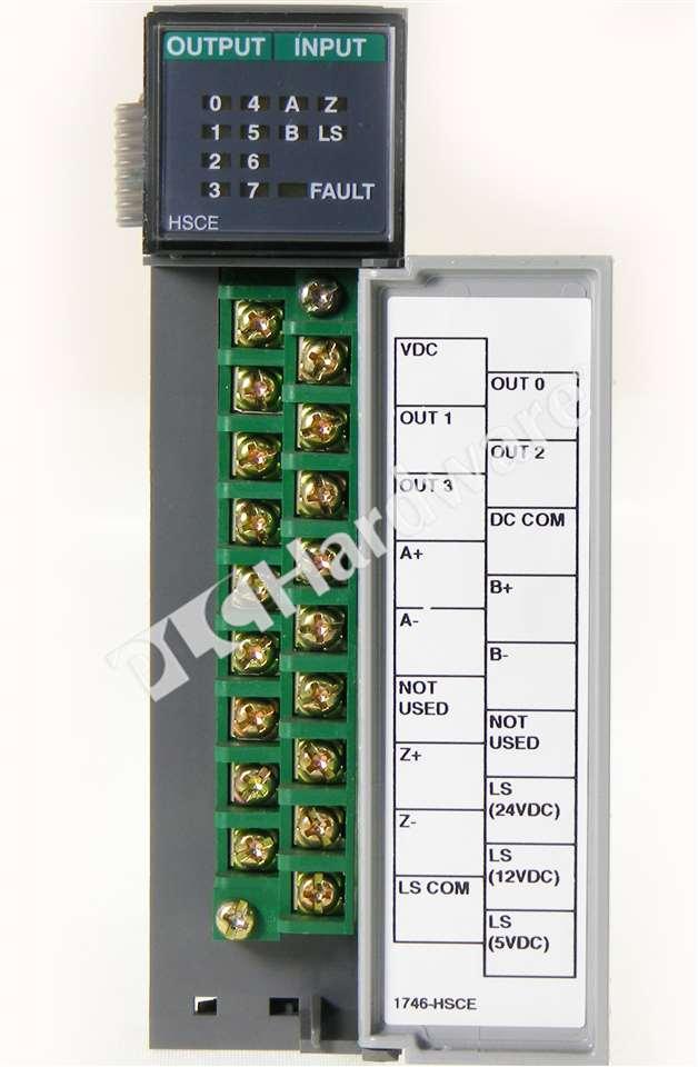 Allen-Bradley 1746-HSCE (1746-HSCE) Input Module