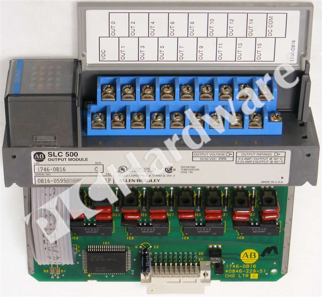 RA 1746 OB16 C UPP_1_13_07_12_18_15_21_b plc hardware allen bradley 1746 ob16 series c, used in a plch 1746 ib16 wiring diagram at bakdesigns.co