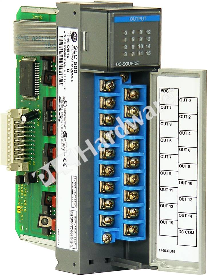 RA 1746 OB16 D UPP_b plc hardware allen bradley 1746 ob16 series d, used in a plch 1746 ob16 wiring diagram at bayanpartner.co