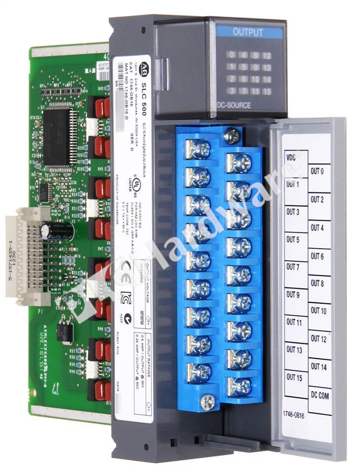 RA 1746 OB16 D UPP_b plc hardware allen bradley 1746 ob16 series d, used in a plch 1746 ib16 wiring diagram at bakdesigns.co