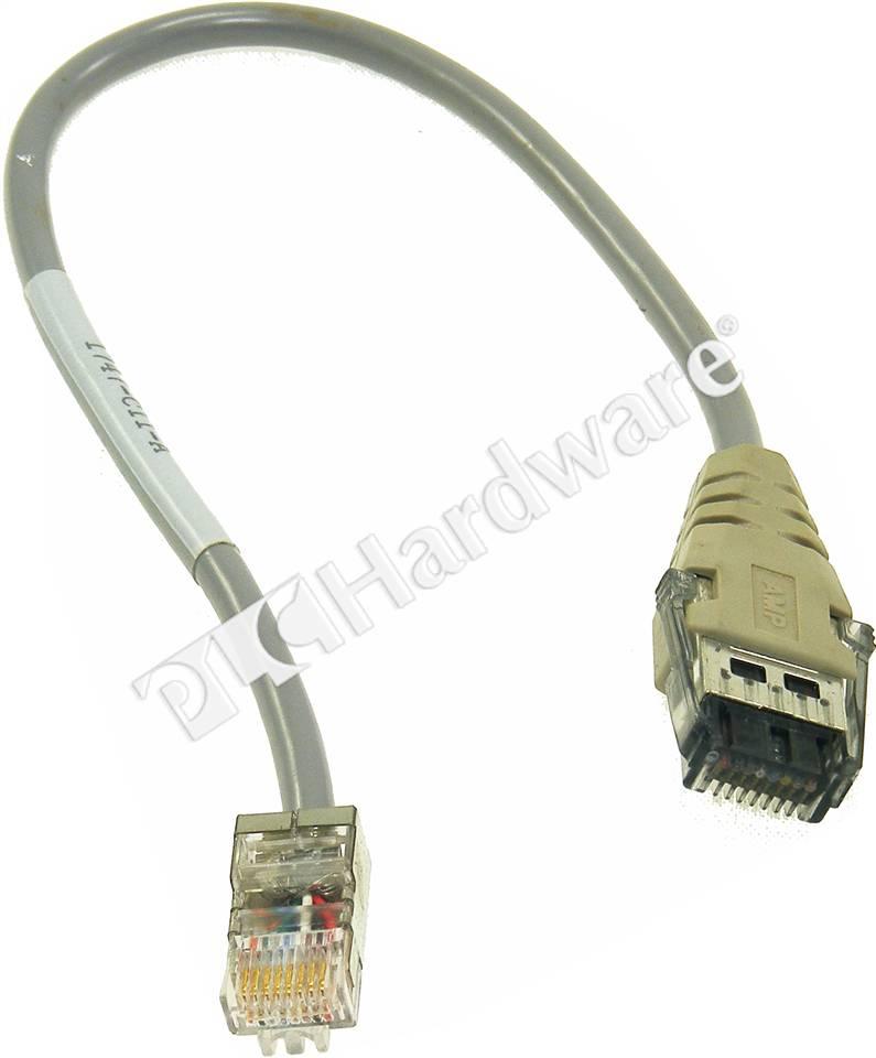 PLC Hardware: Allen-Bradley 1747-C11 Cable DH-485 to SLC-5 ...