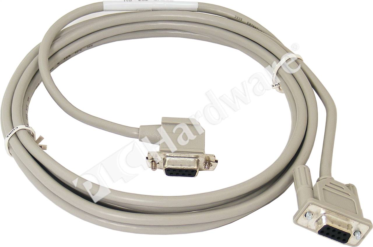PLC Hardware: Allen-Bradley 1747-CP3 RS-232 Programmer Cable SLC 5 ...