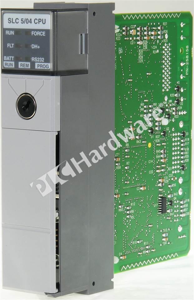 Plc Hardware Allen Bradley 1747 L542 Series D New