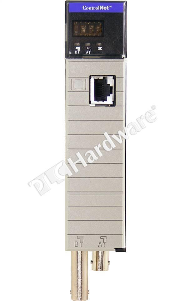 Plc Hardware Allen Bradley 1756 Cnbr Series D New