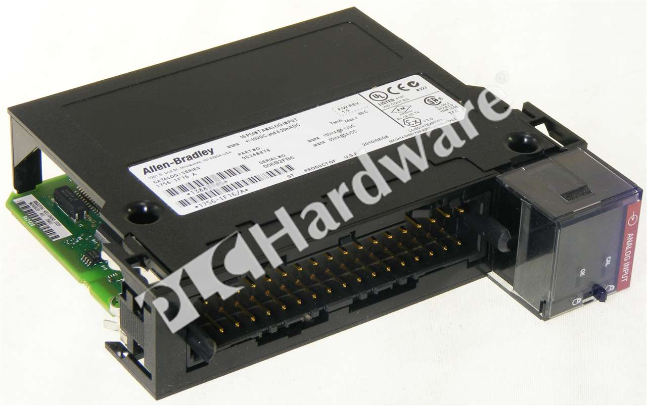 Ifm Wiring Block Electrical Diagram Plc Hardware Allen Bradley 1756 If16 Series A Used In Wire Terminal Blocks 115