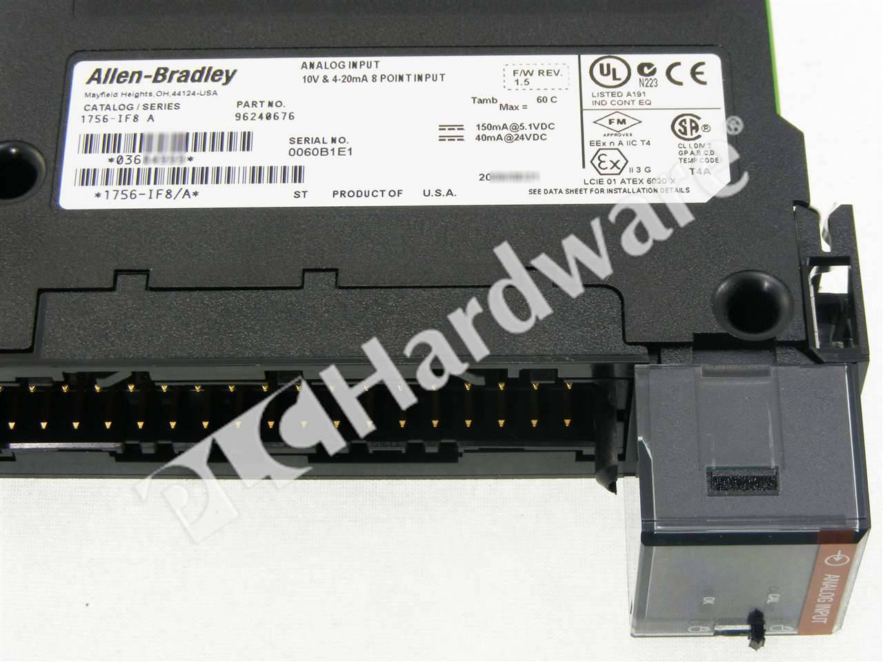 RA 1756 IF8 A UPP 1_b plc hardware allen bradley 1756 if8 controllogix analog input 1756 if8 wiring diagram at reclaimingppi.co