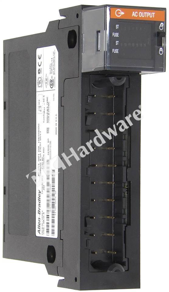 RA 1756 OA16 A UPP_b plc hardware allen bradley 1756 oa16 series a, used in a plch 1756 ia16 wiring diagram at mifinder.co