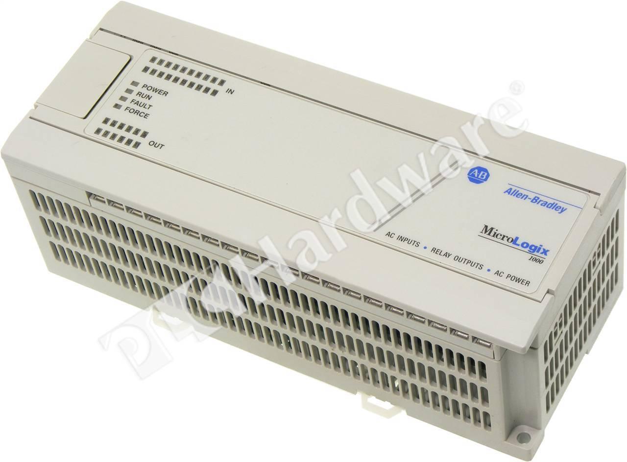 PLC Hardware - Allen Bradley 1761-L32AWA Series E, Used in a PLCH ...