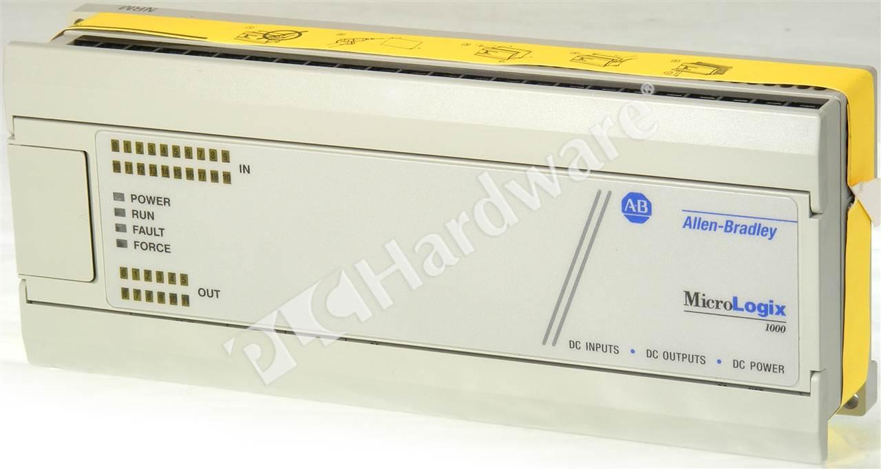 PLC Hardware - Allen Bradley 1761-L32BBB Series C, New Surplus Open