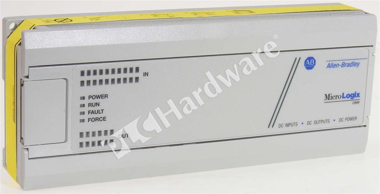 New Allen Bradley 1761-L32BBB /E 2017 MicroLogix 1000 24V 20-In/10 ...