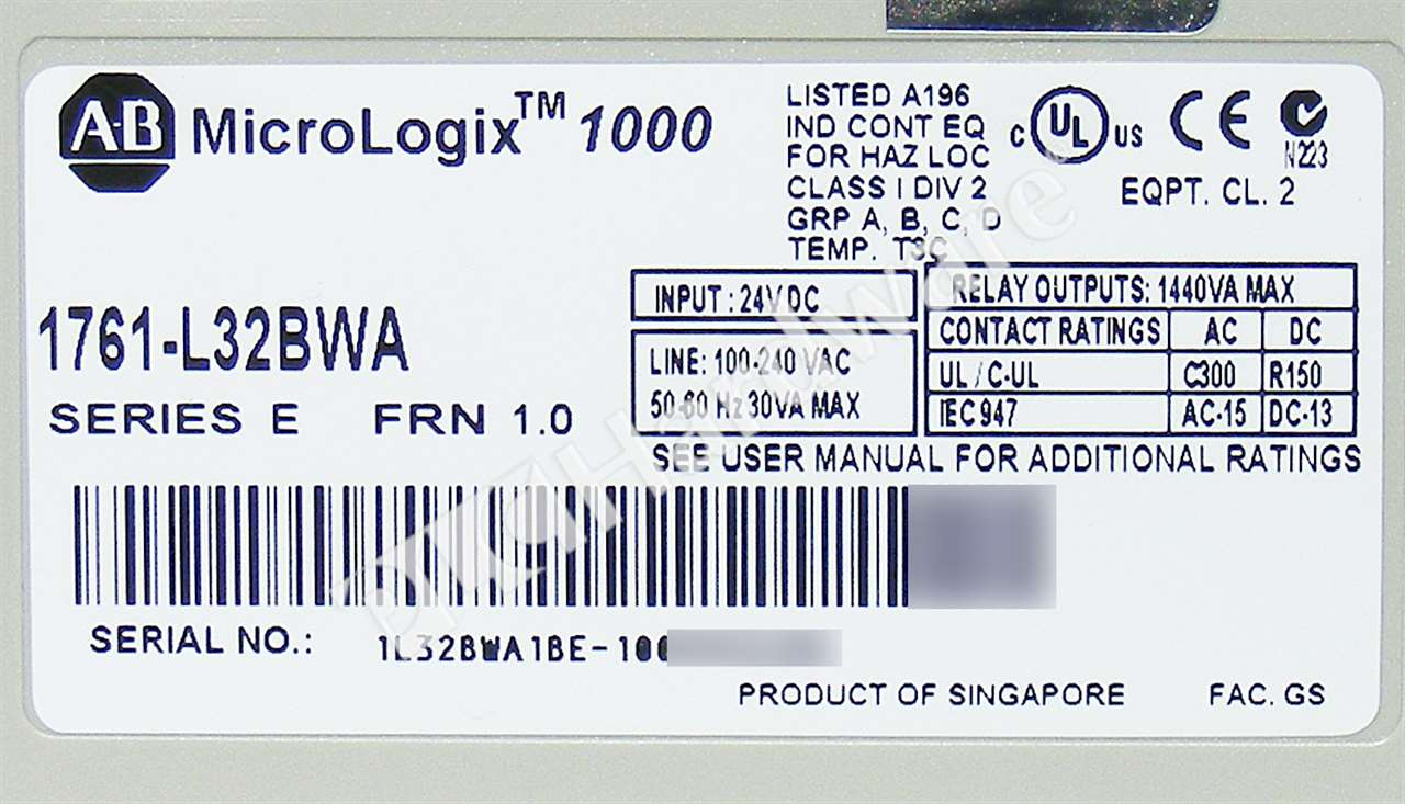 Perfect Micrologix 1000 Manual Pictures - Wiring Diagram Ideas ...