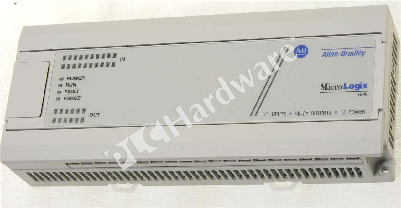PLC Hardware - Allen Bradley 1761-L32BWB Series E, Used in a PLCH ...